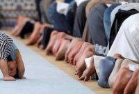 Malaikat Bergembira di Masjid