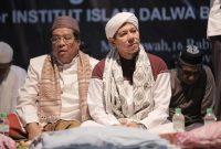 Shalawat Busyro, Ijazah dari Dr. Habib Segaf Baharun, M.Hi